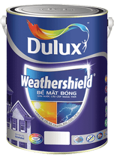 Sơn Dulux Weathershield Bóng