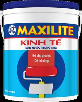 sơn nội thất maxilite kinh tế, giá rẻ