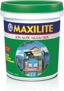 sơn ngoại thất maxilite giá rẻ