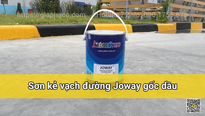 son-giao-thong-Joway-ke-vach-duong-phan-quang-goc-dau