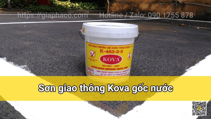 son-giao-thong-Kova-goc-nuoc-giaphaco.com