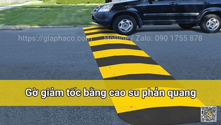go-giam-toc-bang-cao-su-phan-quang-gia-re